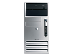 HP Compaq dc5100 Microtower PC