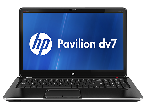 HP Pavilion dv7t-7000 CTO Quad Edition Entertainment Notebook PC