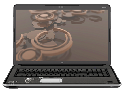 HP Pavilion dv8-1000 Entertainment Notebook PC series