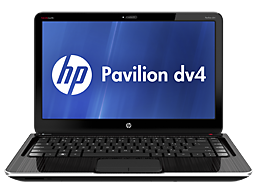 HP Pavilion dv4-5162la Entertainment Notebook PC
