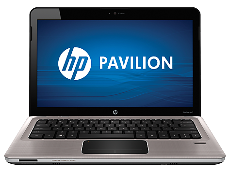 HP Pavilion dv3-4206tx Entertainment Notebook PC