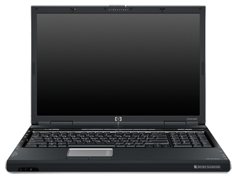 HP Pavilion dv8000 CTO Notebook PC