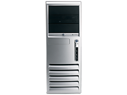 HP Compaq dc7100 Convertible Minitower PC