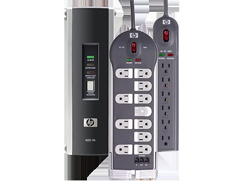 HP (PS445AA) Battery Backup and Surge Protector