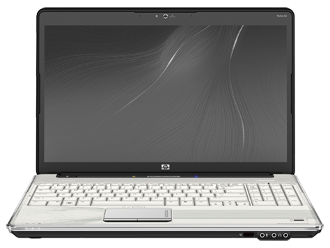 HP Pavilion dv6-2005ax Entertainment Notebook PC