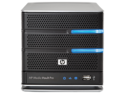 HP Media Vault Pro mv5140 1TB NAS
