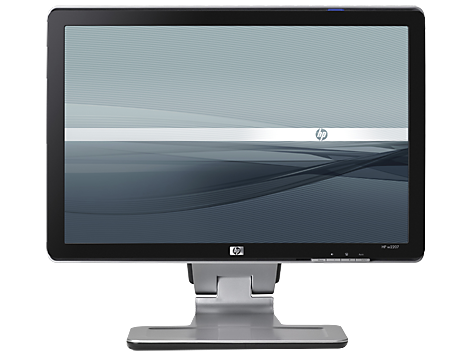 22-calowy panoramiczny monitor LCD HP w2207