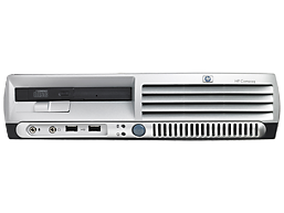 HP Compaq dc7600 Ultra-slim Desktop PC