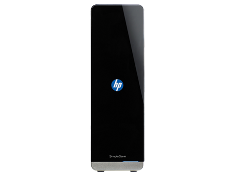 HP SimpleSave md1000h External Hard Drive