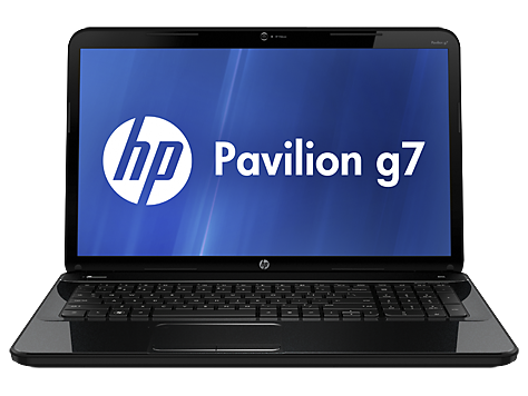 HP Pavilion g7-2010nr Notebook PC