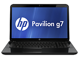 HP Pavilion g7-2017cl Notebook PC