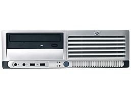 HP Compaq dc7100 Base Model Small Form Factor PC