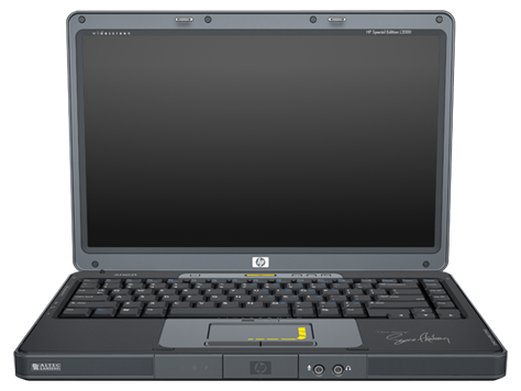 HP Special Edition L2000 CTO Notebook PC