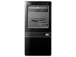 HP Compaq dx7500 Microtower PC