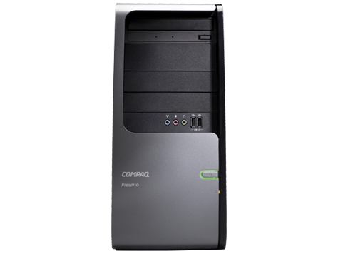 Compaq Presario SR5500 Desktop PC series