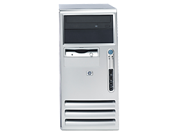 HP Compaq dx6100 Microtower PC