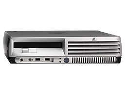HP Compaq dc7100 Ultra-slim Desktop PC