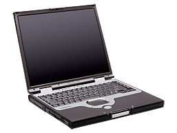 Compaq Evo n800v Notebook PC