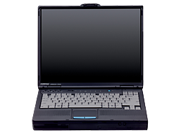 Compaq Armada e500 Notebook