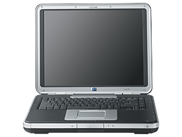 HP Compaq nx9105 Notebook PC