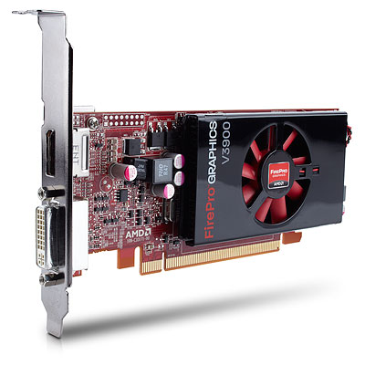 HP AMD FirePro V3900 1GB Graphics A6R69AT