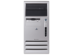 HP d325 Microtower Desktop PC