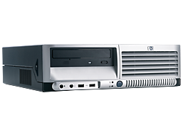 HP Compaq dc5100 Small Form Factor PC