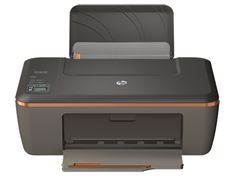 HP Deskjet 2510 All-in-One Printer series