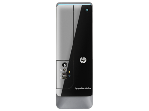 HP Pavilion Slimline s5-1014 Desktop PC