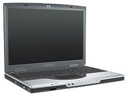 HP Compaq nx7100 Notebook PC