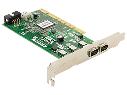 HP Firewire IEEE 1394 PCI Card