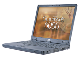 HP OmniBook 6000 Notebook PC
