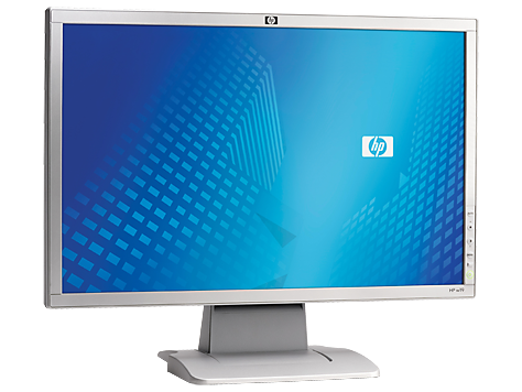 Moniteur LCD grand format HP w19