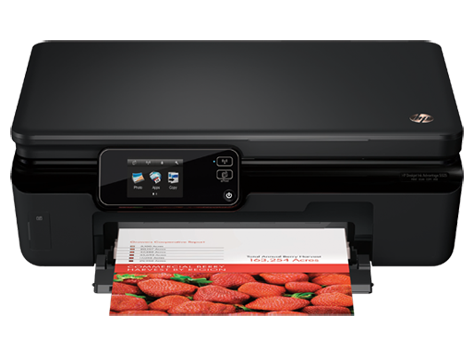 HP Deskjet Ink Advantage 5520 e-All-in-One Printer series