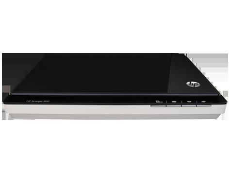 HP Scanjet 300 Flatbed Scanner