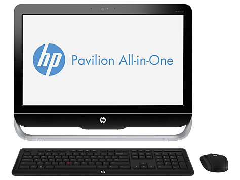 HP Pavilion 23-1043 All-in-One Desktop PC