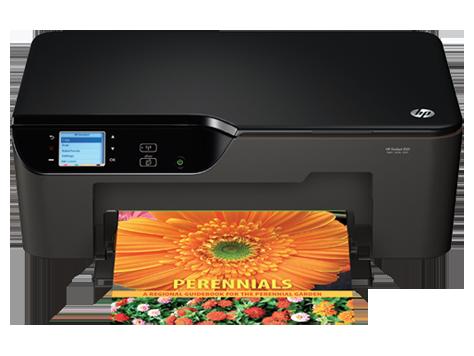 HP Deskjet 3521 e-All-in-One Printer