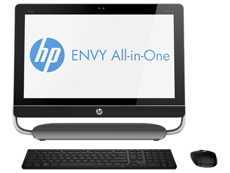 HP ENVY 23-1070 All-in-One Desktop PC