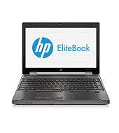 Configurable - HP EliteBook 8570w Mobile Workstation with Intel Dual Core Processor