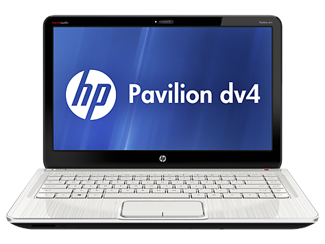 HP Pavilion dv4-5113cl Entertainment Notebook PC