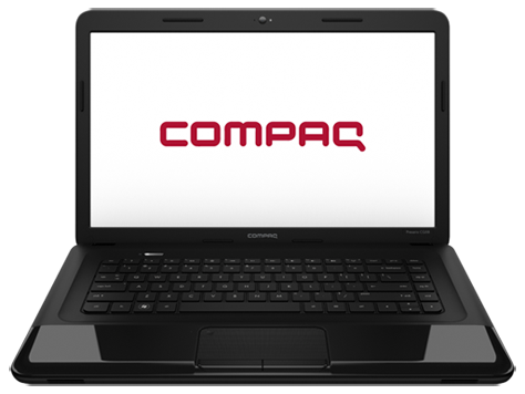 Notebook Compaq CQ58-245SW