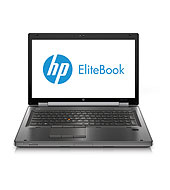 Configurable - HP EliteBook 8770w Mobile Workstation  with Intel Dual Core Processor