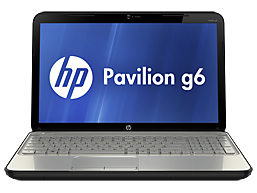 HP Pavilion g6-2302ax Notebook PC