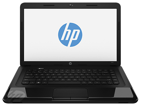 HP 2000-2d02SQ Notebook PC (ENERGY STAR)