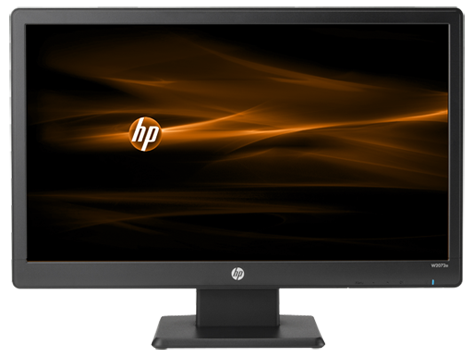 HP W2072a 20-inch LED Backlit LCD Monitor