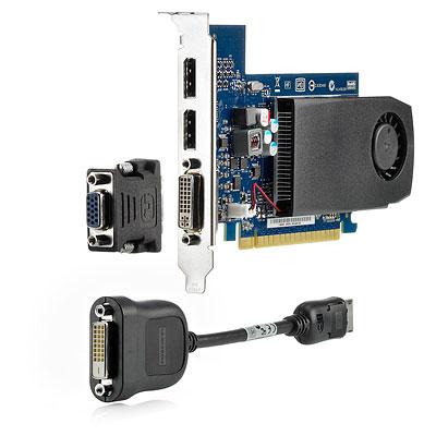 NVIDIA GF GT 630 2GB DP PCIe FH x16 Crd B4J92AA