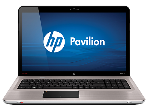 HP Pavilion dv7t-4000 CTO Select Edition Entertainment Notebook PC