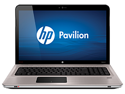 HP Pavilion dv7t-4100 CTO Entertainment Notebook PC
