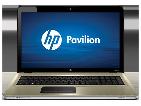 HP Pavilion dv7-4100 Entertainment Notebook PC series