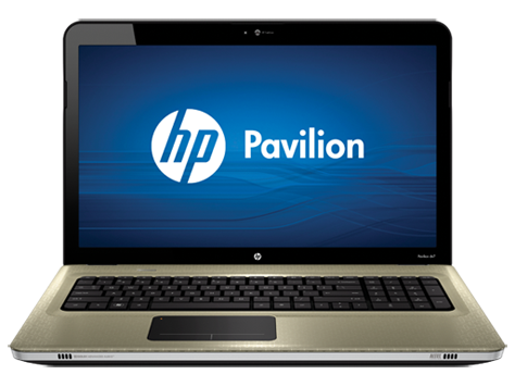 HP Pavilion dv7-4060us Entertainment Notebook PC